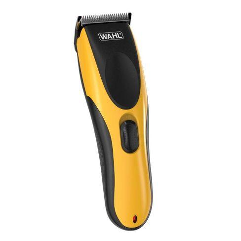 maquina-de-cortar-cabelo-wahl-hair-cut-beard-diy-com-10-pentes-de-corte-amarelo-preto-3287