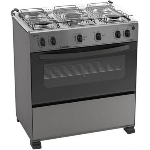 fogao-esmaltec-caribe-5-bocas-com-forno-autolimpante-e-acendimento-automatico-5082-inox-3542