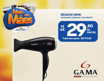 402 x 316 Secador Gama Preto - 01-05 à 31-05-2021